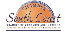 South Coast Chamber of Commerce & Industry logo