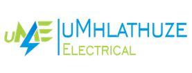 Umhlathuze Electrical logo