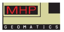 MHP Geomatics logo