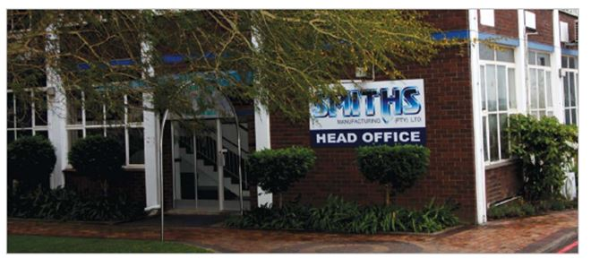 Smiths Manufacturing (Pty) Ltd Head Office