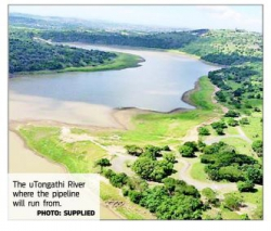 Umgeni Water - Emmergency Measures to curb critically low water supply