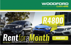 Woodford Car Hire